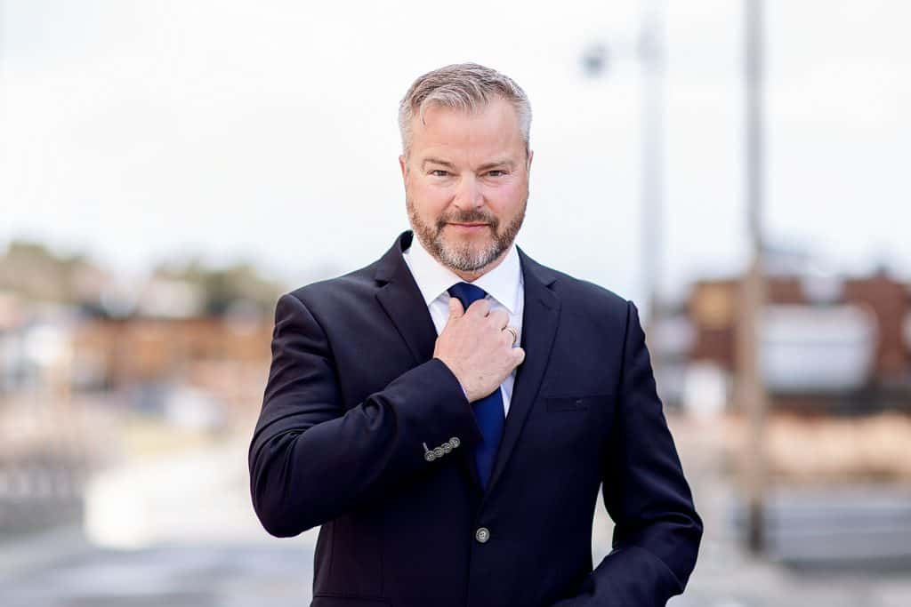 Andreas Hegg - Advokatfirma Hegg & Co